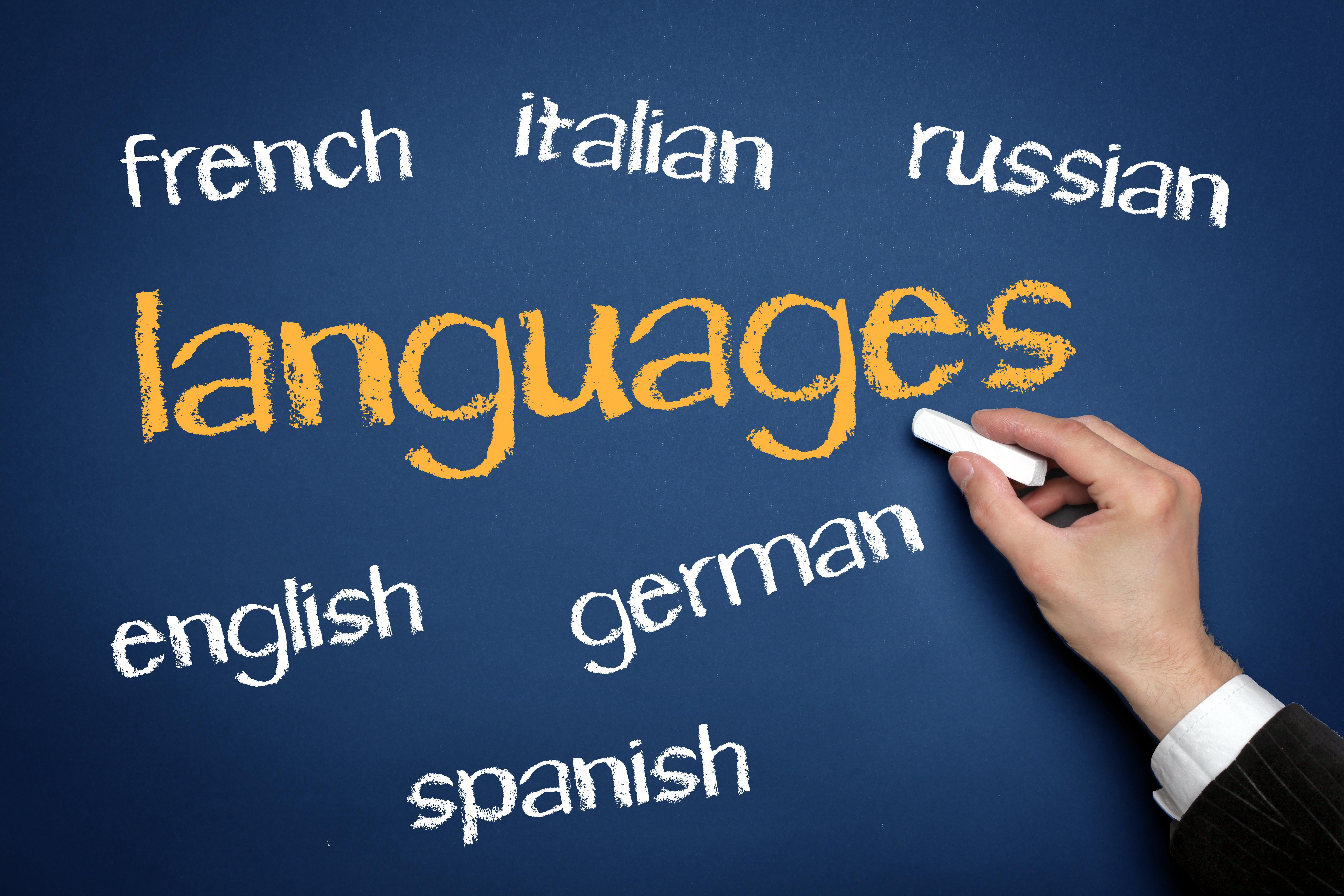 Ontplooi jezelf dankzij vreemde talen